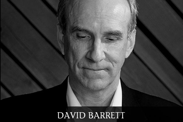 David Barrett | Tamulevich Artist Management